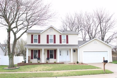 1152 Martin Manor Place, Florissant, MO 63031 - MLS#: 18025172