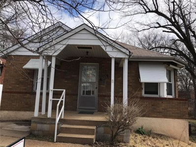 3122 Thelma Avenue, St Louis, MO 63121 - MLS#: 18025202