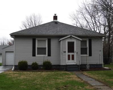 607 Henrietta Street, Gillespie, IL 62033 - MLS#: 18025290