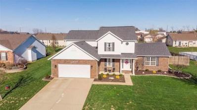 1420 Dannehold Farms Drive, Waterloo, IL 62298 - MLS#: 18025321