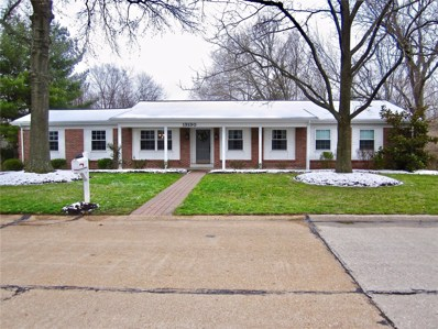 13130 Cannes Drive, St Louis, MO 63141 - MLS#: 18025416