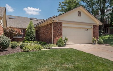 304 Valley Forge Court, Chesterfield, MO 63017 - MLS#: 18025539