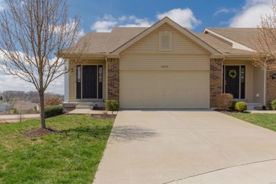5595 Wavecrest Circle, St Charles, MO 63304 - MLS#: 18025556
