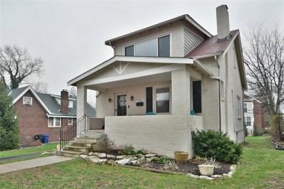 7326 Drexel Drive, St Louis, MO 63130 - MLS#: 18025564