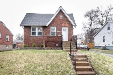 7735 Saint Albans Avenue, St Louis, MO 63117 - MLS#: 18025781