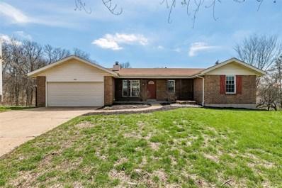 7158 Shady Hill Drive, St Louis, MO 63129 - MLS#: 18025800