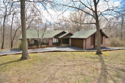 8 Jamestown Farm Drive, Florissant, MO 63034 - MLS#: 18025834