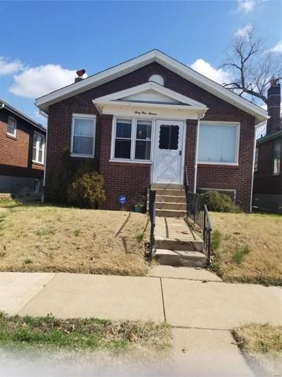4911 Hooke Avenue, St Louis, MO 63115 - MLS#: 18025904