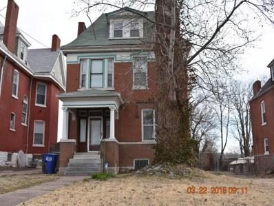 5837 Julian Avenue, St Louis, MO 63112 - MLS#: 18025969