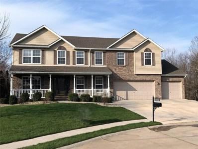 2608 Lauren Lake Drive, Shiloh, IL 62221 - MLS#: 18026042