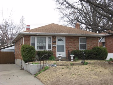 9035 Bessemer Avenue, St Louis, MO 63134 - MLS#: 18026082