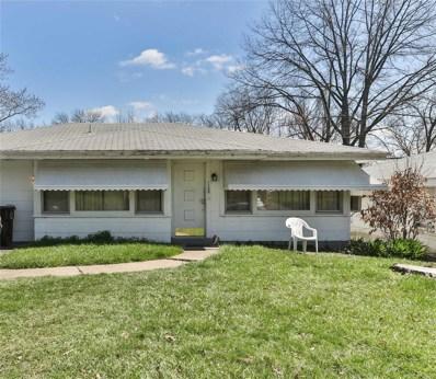 1128 Magnet, St Louis, MO 63132 - MLS#: 18026100