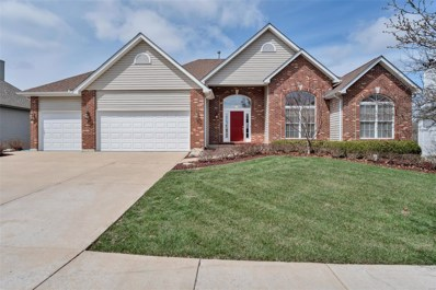 2723 Fairway Estates Drive, Wentzville, MO 63385 - MLS#: 18026140