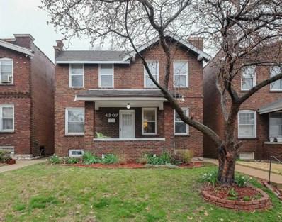 4207 Humphrey, St Louis, MO 63116 - MLS#: 18026191