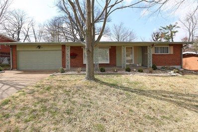 9237 Queenston Drive, St Louis, MO 63126 - MLS#: 18026245