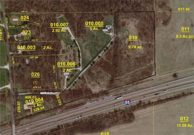 0 Pleasant Ridge Road, Collinsville, IL 62234 - MLS#: 18026276