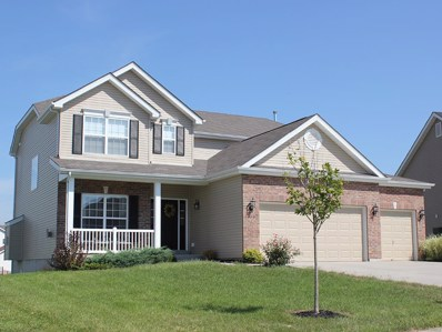 10 Winded Way Court, Wentzville, MO 63385 - MLS#: 18026293