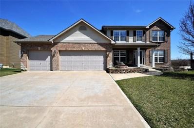 763 Jonathan Cody Drive, Wentzville, MO 63385 - MLS#: 18026351
