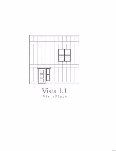 4310 Vista Avenue, St Louis, MO 63110 - MLS#: 18026385