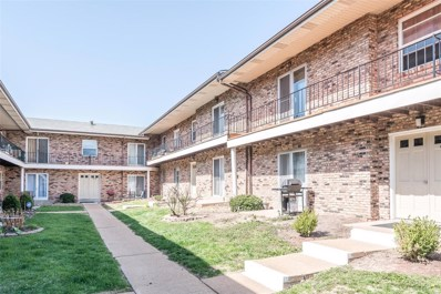 6904 Colonial Woods Drive UNIT 100, St Louis, MO 63129 - MLS#: 18026571