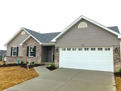 928 Mule Creek Drive, Wentzville, MO 63385 - MLS#: 18026697