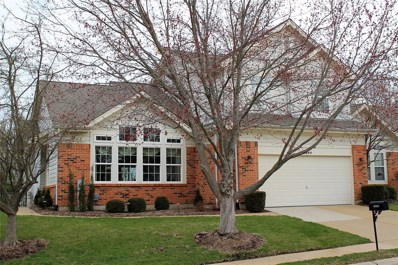 16809 Chesterfield Bluffs Circle, Chesterfield, MO 63005 - MLS#: 18026712