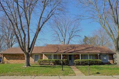 1017 Vicksburg Drive, Belleville, IL 62221 - #: 18026878