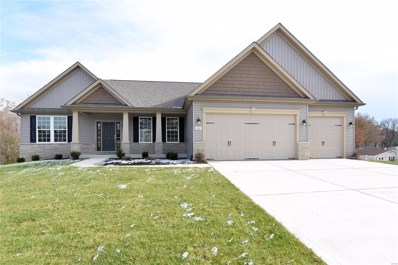 422 Cerny Court, Eureka, MO 63025 - MLS#: 18026956