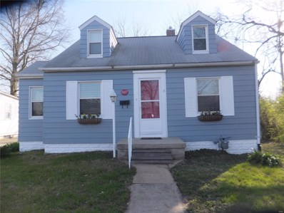 1107 Bristow Street, Belleville, IL 62221 - MLS#: 18027018
