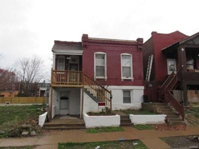 3433 S Compton Avenue, St Louis, MO 63118 - MLS#: 18027061