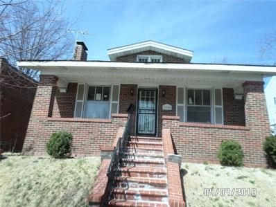 3905 S Compton Avenue, St Louis, MO 63118 - MLS#: 18027122