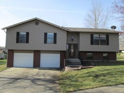 422 Ann Drive, Wentzville, MO 63385 - MLS#: 18027160