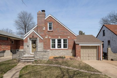 6817 Bonnie Avenue, St Louis, MO 63123 - MLS#: 18027232