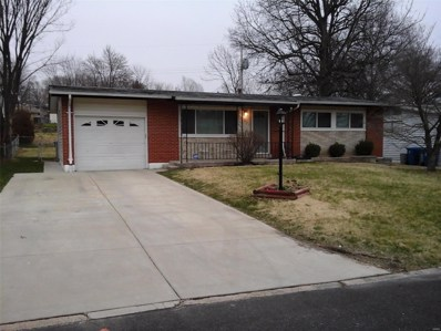 10314 Janson Drive, St Louis, MO 63136 - MLS#: 18027260