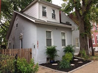 2837 Missouri Avenue, St Louis, MO 63118 - MLS#: 18027402