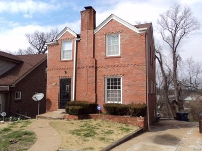 6631 Barken Avenue, St Louis, MO 63121 - MLS#: 18027404