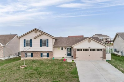 137 Shadow Pointe Drive, Wentzville, MO 63385 - MLS#: 18027478