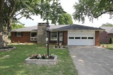 906 Robert Drive, Godfrey, IL 62035 - MLS#: 18027491