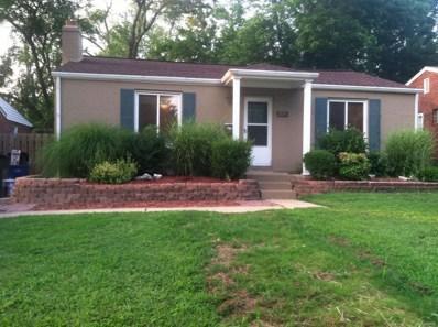 7725 Drexel, St Louis, MO 63130 - MLS#: 18027658