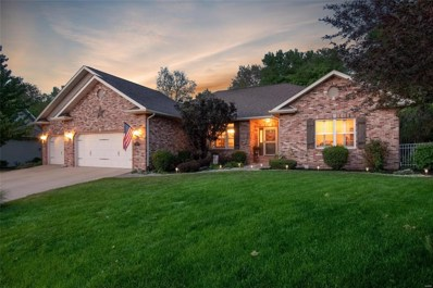1108 Naturescape Court, O\'Fallon, IL 62269 - MLS#: 18027682