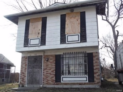 5354 Geraldine Avenue, St Louis, MO 63115 - MLS#: 18027768
