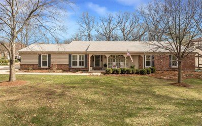 1578 Foxham Drive, Chesterfield, MO 63017 - MLS#: 18027956