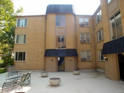 7542 York Drive UNIT 1E, St Louis, MO 63105 - MLS#: 18028022