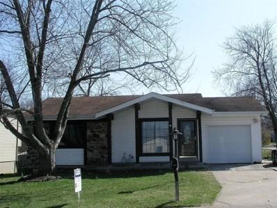 206 Mill Pond Drive, O\'Fallon, MO 63366 - MLS#: 18028106