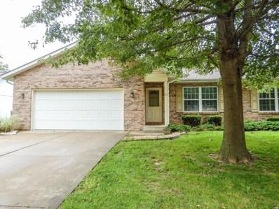 111 Twin Oaks Drive, Shiloh, IL 62269 - #: 18028345