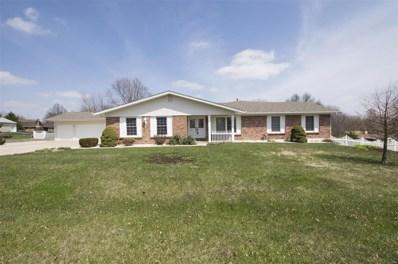 560 Woodstream Drive, St Charles, MO 63304 - MLS#: 18028406