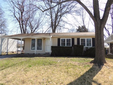 2860 Foxwood Drive, Maryland Heights, MO 63043 - MLS#: 18028446