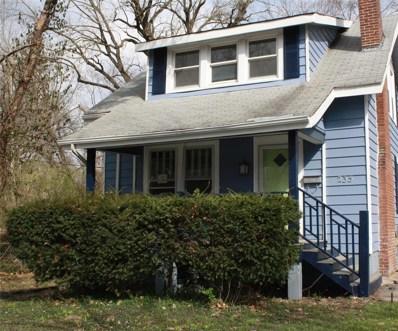 235 Randolph Avenue, St Louis, MO 63135 - MLS#: 18028531