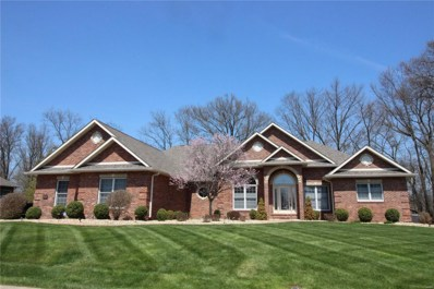 8411 Braeswood Estates Drive, O\'Fallon, IL 62269 - #: 18028722