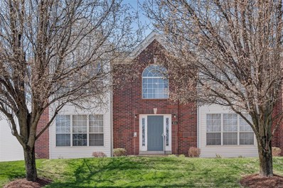 1614 Forest Springs Lane UNIT C, Ballwin, MO 63021 - MLS#: 18028749